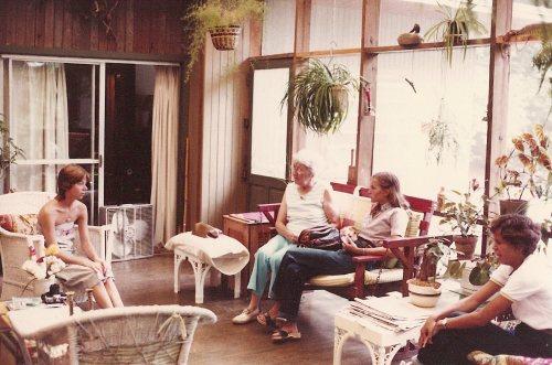 Family Porch in Atlanta GA