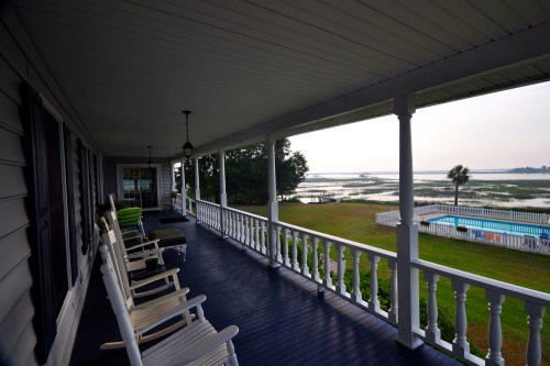 Waterfront home for sale in Awendaw SC