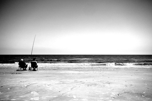 South Carolina fishermen