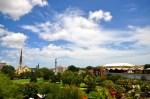 Marion Square skyline