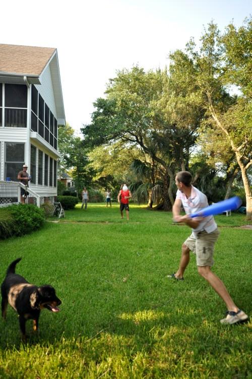 Woofer Ball in Charleston