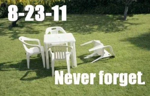 Earthquake in Charleston
