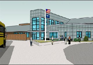 Plans for St. Andrews Elementary in 2012
