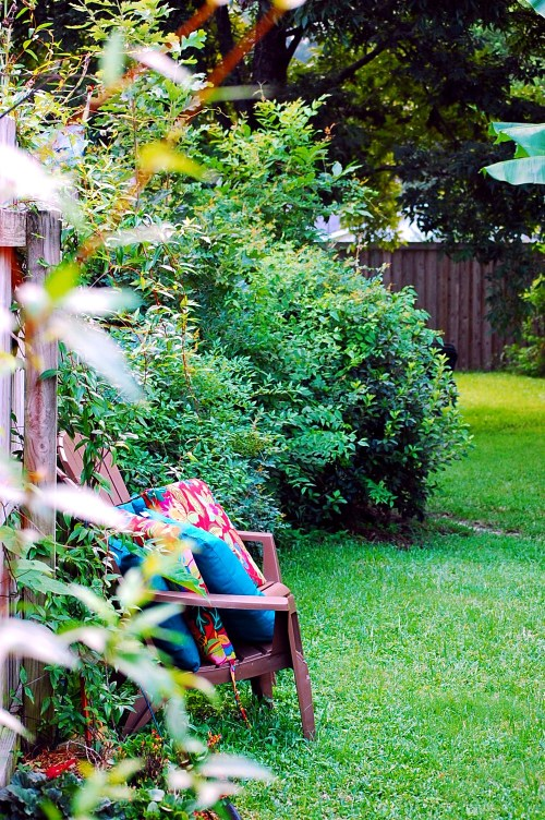 Backyard Relaxin