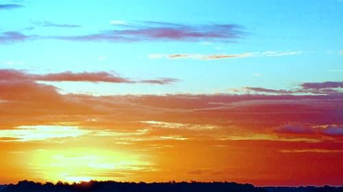 Technicolor Sunrise