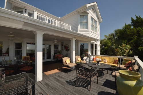Amazing Charleston Porch