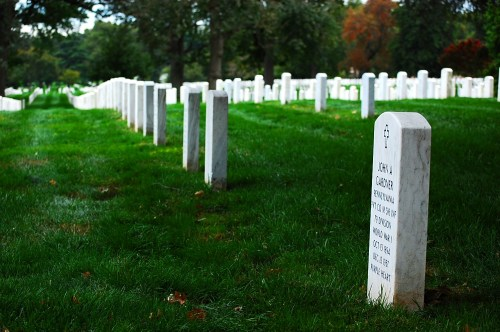 Arlington Cemetery, Virginia