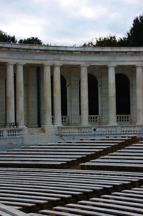 Arlington Cemetery Ampitheater