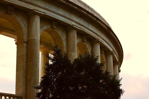 Architecture at Arlington Cemetery