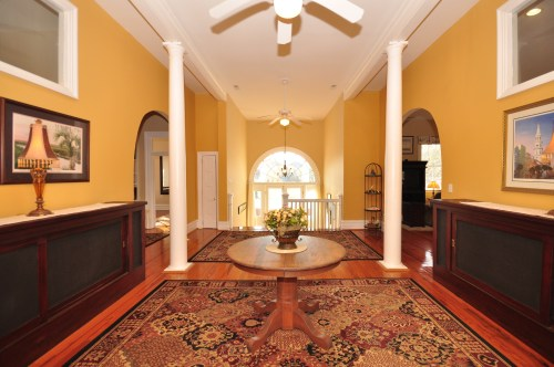 Foyer of 1714 Middle Street