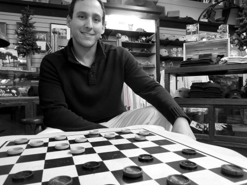 Handsome Checkers