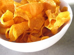 Pete's sweet potato chips